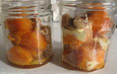 Breakfast Candied Sweet Potatoes in Jars | Kwanzaa Culinarians