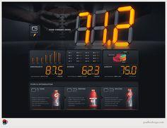 G-Index Gatorade | Designer: Paul Lee Design | Image 1 of 2