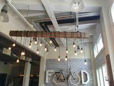 Love this light bulbs idea