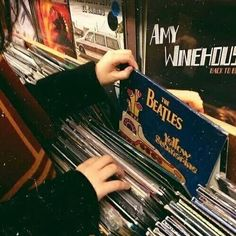 Vintage records // the beatles Books To Read, History