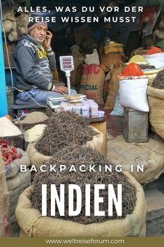 Spielst du mit dem Gedanken nach Indien zu reisen, weisst aber nicht so recht, was dich dort erwartet? Dann solltest du hier weiterlesen. Backpacking in Indien ist ein grossartiges Erlebnis. In diesem Artikel versuche ich, alle Fragen zu beantworten, die du vor deiner ersten Indien-Reise haben könntest. #indien #backpacking #rucksackreise