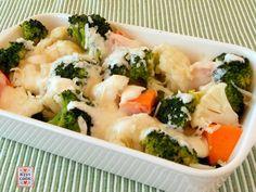 Verdure invernali (e non) gratinate: buone, economiche e semplici. Potete preparare questo piatto con le verdure che preferite.