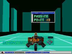 """""""DEMONSTRATION"""" - Speed Power Gunbike (Inti Creates - PSX - 1998)"""