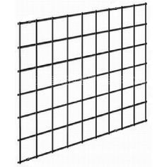 (Common: x x Actual: x x Black Metal Railing Panel at Lowe's. Wild Hog railing is a product specifically designed for the consumer and craftsman. Porch Railing Kits, Wire Deck Railing, Metal Railings, Deck Stairs, Wire And Wood Fence, Hog Wire Fence, Dog Friendly Backyard, Fence Headboard, Stair Paneling