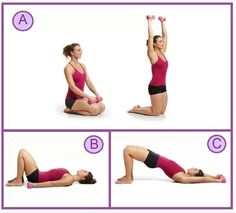 Belly burning exercise