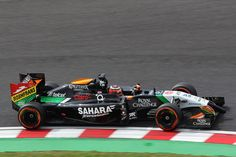 "Force India: ""La Q3 era un objetivo realista"""