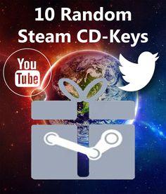 Premium Giveaway #57 (10 Keys)