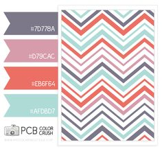 Color and Pattern Crush -  5.24.2013