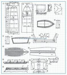 Сделай сам лодки из фанеры