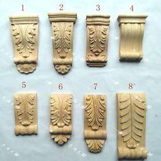 5-8 estilo. columna decoración de talla de madera, ménsulas de madera(China (Mainland))