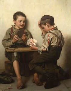 By John George Brown (1831-1913)