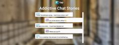 Wattpad debuts Tap an app for reading chat-style short stories #Startups #Tech