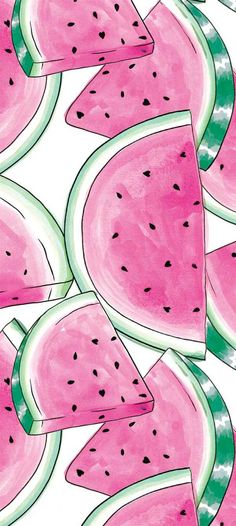Watermelons iPhone wallpaper