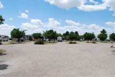 Fort Stockton RV Park, Fort Stockton, Texas.  More pictures and information at link.