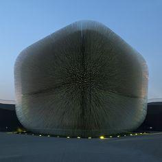 Thomas Heatherwick, UJ pavilion at Shanghai Expo 2010 Dezeen architecture and design magazine