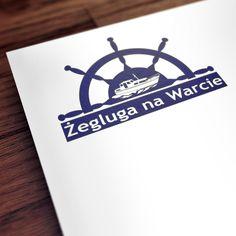 Zegluganawarcie.pl - logo i strona czarterów łodzi ⋆ KotKreator - Duet Interaktywny