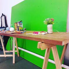 E hoje é dia de? Produção de vídeos no estúdio! Bora começar os dez PAP para o blog do @elo7br?  #trabalhama #diy #producaodeconteudo