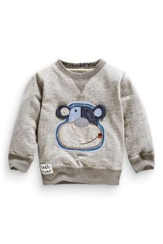 Buy Monkey Face Crew (3mths-6yrs) from the Next UK online shop