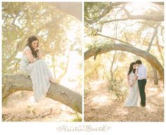 Romantic Orange County Engagement Photos