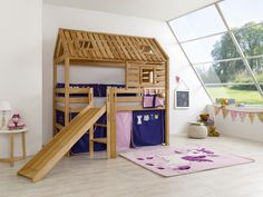 Łóżko domek Seart