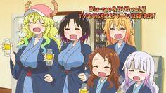 El Anime Kobayashi-san Chi no Maid Dragon tendrá una OVA el 20 de septiembre