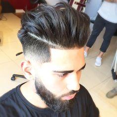 Haircut by joshlamonaca