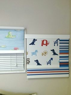 Childrens black out blinds