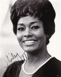 Shirley Verrett (May 31, 1931– November 5, 2010) was an African-American operatic mezzo-soprano who successfully transitioned into soprano roles i.e. soprano sfogato. Verrett enjoyed great fame from the late 1960s through the 1990s, particularly well-known for singing the works of Verdi and Donizetti.
