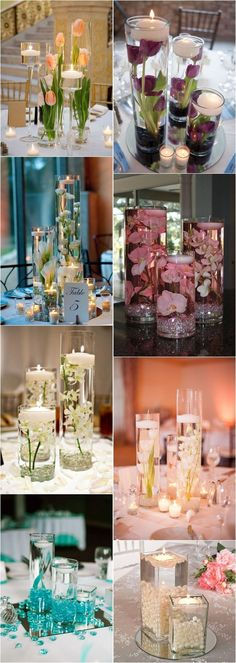 20 Impossibly Romantic Floating Wedding Centerpieces Romantic floating wedding centerpiece ideas / www.deerpearlflow… The post 20 Impossibly Romantic Floating Wedding Centerpieces appeared first on DIY Shares. Wedding Table Centerpieces, Wedding Decorations, Centerpiece Ideas, Wedding Tables, Floating Flower Centerpieces, Romantic Decorations, Wedding Reception, Centerpiece Flowers, Elegant Centerpieces