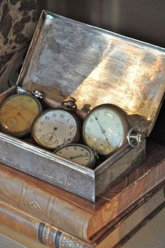orologi da taschino ...cipolle!