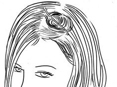 after curling hair with curling iron, twist and pin hair. the curl will 'set' better and stay curled longer