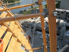 Working Wonders With Wood: The Cathedral of Christ The Light