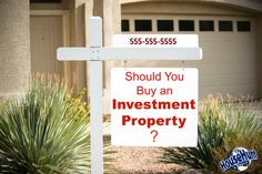 Should you buy an investment property? Here are the questions you need to ask yourself before you buy to ensure that your rental property is lucrative.