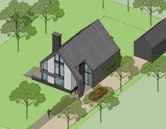 Hedendaagse woning BONGERS architecten bnaBONGERS architecten bna