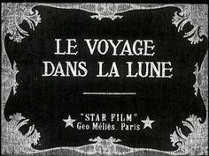 Viaggio nella Luna (Le Voyage dans la Lune) di Georges Méliès, 1902 Il capolavoro di Melies, ripreso circa novant'anni più tardi nel video di Tonight, tonight degli Smashing Pumpkins