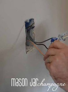 How To Move A Light Switch