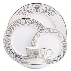 Lenox Autumn Legacy 5-Piece Dinnerware Place Setting | Overstock.com Shopping - Big Discounts on Lenox Place Settings