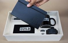 GUILD New Hire Box on Packaging of the World - Creative Package Design Gallery