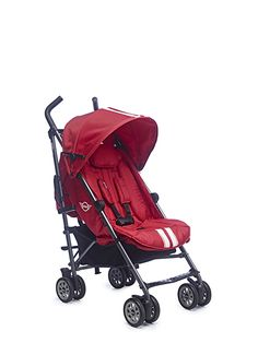 Easywalker Mini Buggy and Mosquito Net - Fireball Red