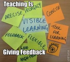 The Ultimate Low Cost, High Impact Teaching Tool? The humble post it note - sometimes you don't need to invest in a fleet of iPads, interactive whiteboards or Visualisers to make the learning vis Classroom Organisation, Classroom Fun, Creative Teaching, Teaching Tools, Teaching Ideas, Feedback For Students, Visible Learning, Classroom Management Strategies, Effective Learning