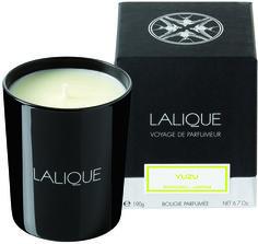 Lalique - Scented Candle - Yuzu - Skikoku, Japan |  ≼❃≽ @kimludcom