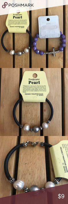 Selling this Bracelet Bundle! on Poshmark! My username is: iamjen777. #shopmycloset #poshmark #fashion #shopping #style #forsale #Jewelry