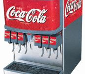 """Ice Beverage System models 22 comes with six valves, push button, lever dispensing versatility,  22"""" in width with insdustry standard platforms."""