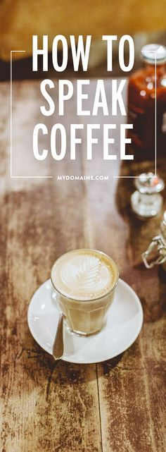 Get to know your morning coffee order a bit better. #Coffee #ShermanFinancialGroup