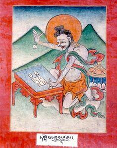 Indian Adept (siddha) - Tantepa