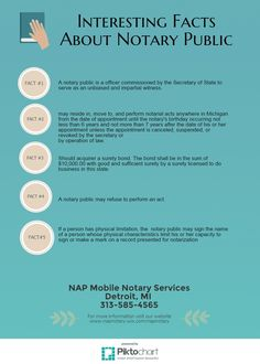 24 ways to make money as a notary money management pinterest notary public facts piktochart infographic fandeluxe Gallery