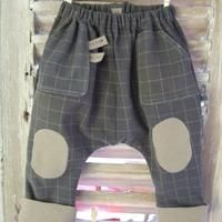 Harem pants 3T free sewing Pattern
