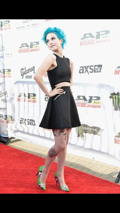 Hayley Williams || apmas 2014