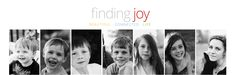 finding joy I know you can, a cheer for motherhood