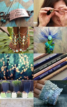 Brave: ATwistOfWhimsy by Kara Tsosie on Etsy--Pinned with TreasuryPin.com